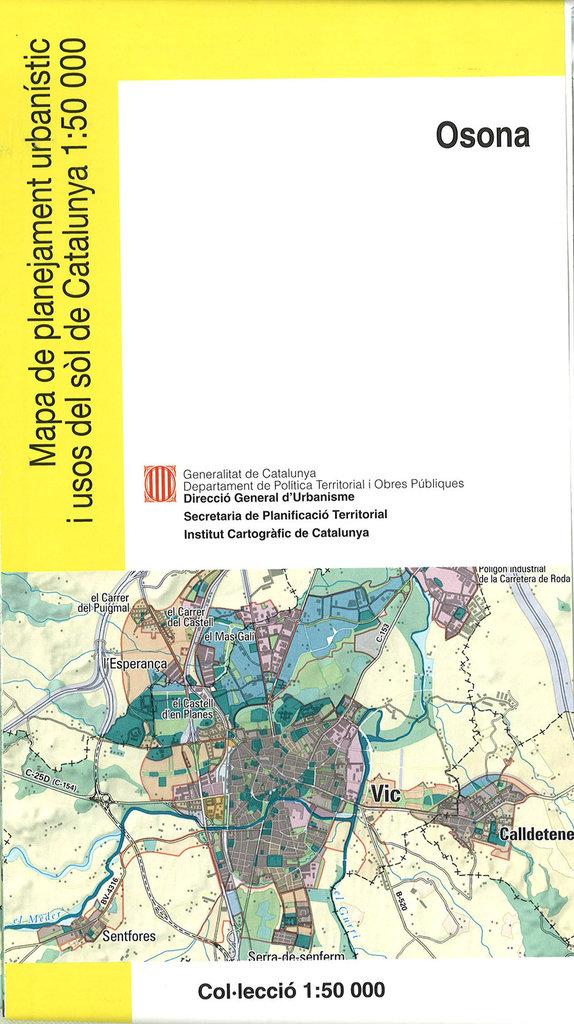 Muc Mapa Urbanistic De Catalunya Guia Breu Visor Muc Pdf